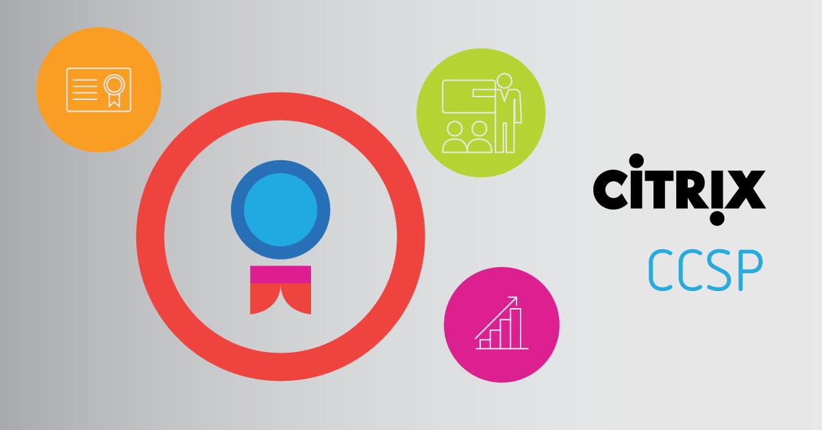 Citrix CCSP 2019
