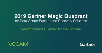 2019 Gartner Magic Quadrant