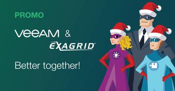 Veeam & Exagrid promo