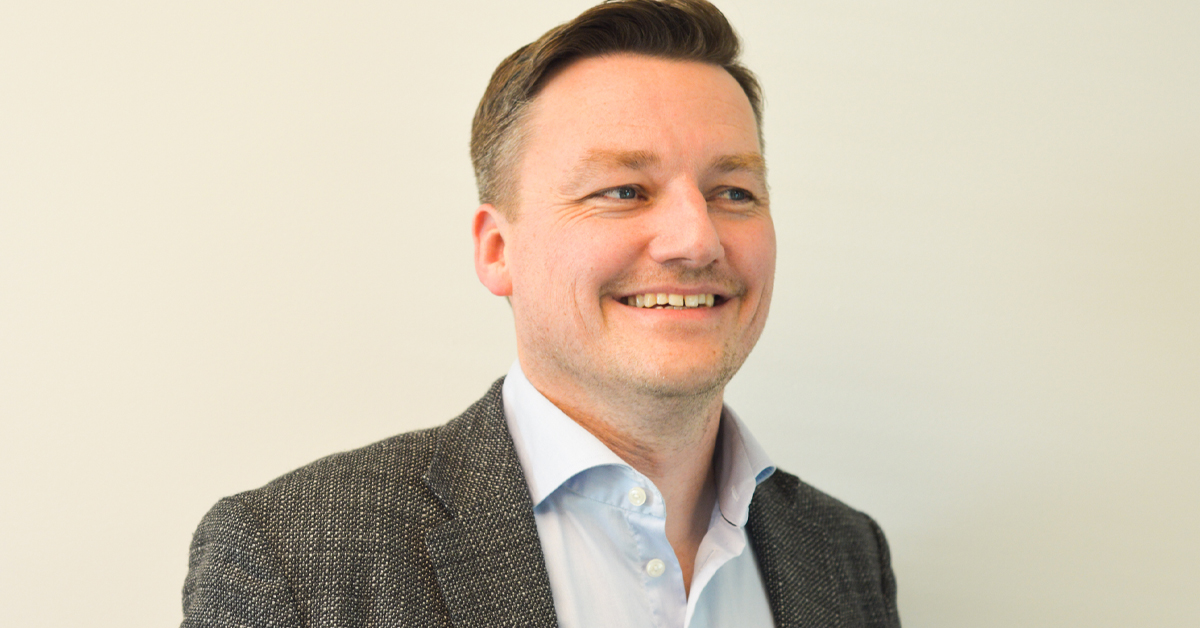 Christian Raaness, Country Manager Commaxx Norway