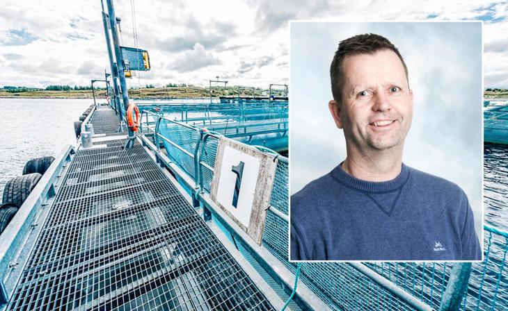 FORNØYD KUNDE: Vikenco har vært kunde av Serit siden 2007, og Jørn Husøy (innfelt) forteller at han verdsetter en lokal IT-leverandør hvor han kan få direkte kontakt med folk han kjenner.