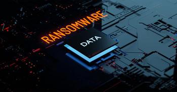 Ransomware protection of backup data