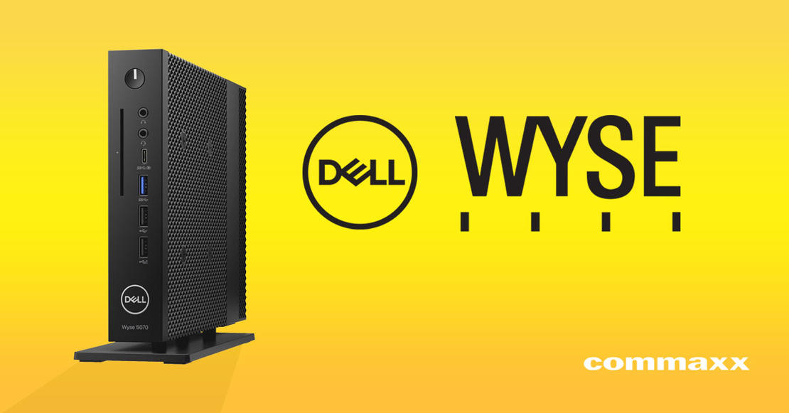 Dell Wyse webinar Commaxx