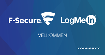 F-Secure and LogMeIn
