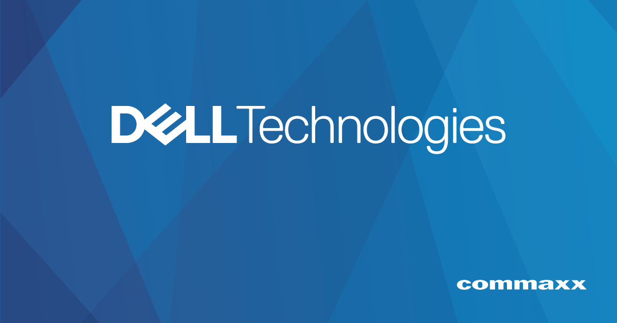 Dell Technologies by Commaxx