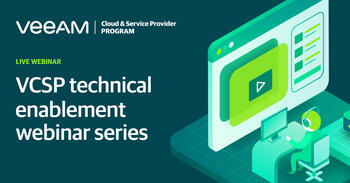 VCSP technical enablement webinar series