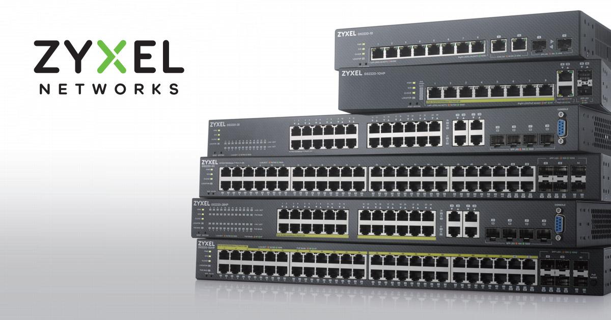 Zyxel switches
