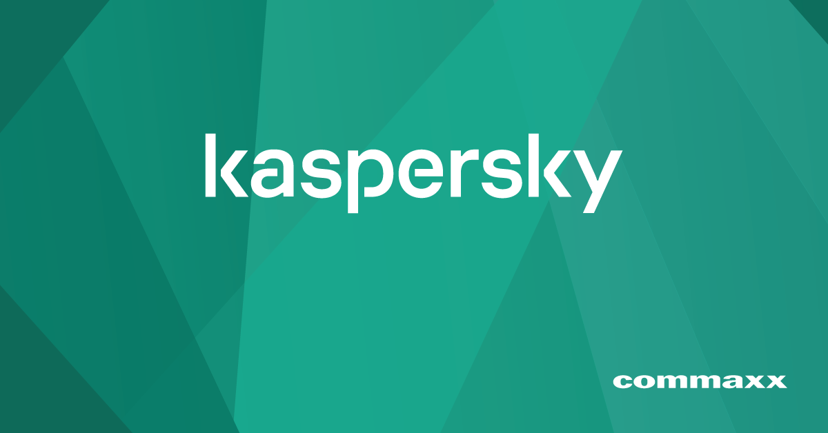 Kaspersky by Commaxx