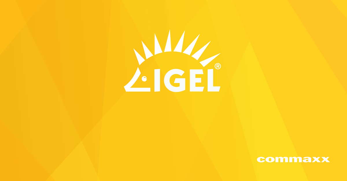 IGEL by Commaxx