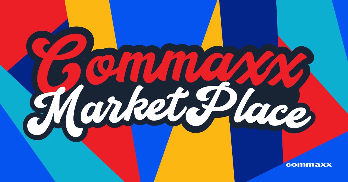 Commaxx Market Place
