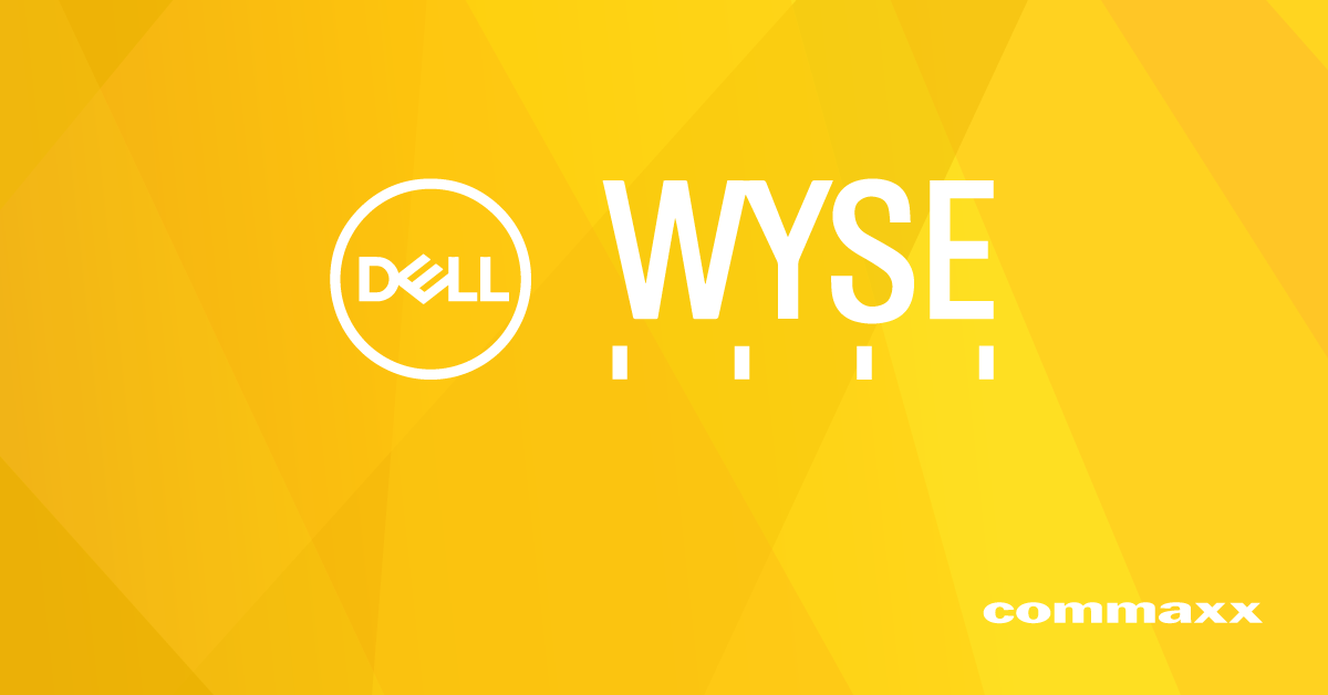 Dell Wyse by Commaxx
